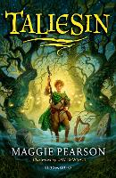 Cover for Taliesin: A Bloomsbury Reader by Maggie Pearson
