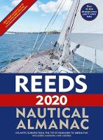 Cover for Reeds Nautical Almanac 2020 by Perrin Towler, Mark Fishwick