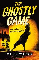 Cover for The Ghostly Game by Maggie Pearson