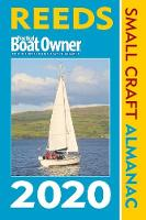 Cover for Reeds PBO Small Craft Almanac 2020 by Perrin Towler, Mark Fishwick