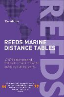 Cover for Reeds Marine Distance Tables 16th edition by Miranda Delmar-Morgan
