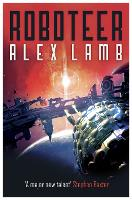 Cover for Roboteer by Alex Lamb