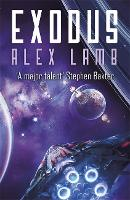 Cover for Exodus by Alex Lamb
