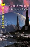Cover for Raising The Stones by Sheri S. Tepper