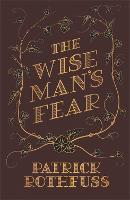 Cover for The Wise Man's Fear  by Patrick Rothfuss