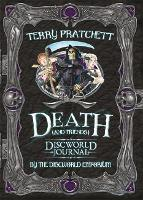 Cover for Death and Friends, A Discworld Journal by Terry Pratchett, The Discworld Emporium