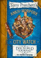 Cover for The Ankh-Morpork City Watch Discworld Journal by Terry Pratchett, The Discworld Emporium