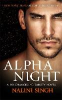 Cover for Alpha Night by Nalini Singh