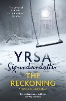 Cover for The Reckoning by Yrsa Sigurdardottir