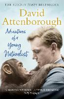 Cover for Adventures of a Young Naturalist  by Sir David Attenborough