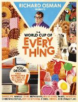 Cover for The World Cup Of Everything  by Richard Osman