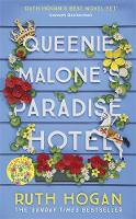 Cover for Queenie Malone's Paradise Hotel  by Ruth Hogan