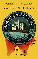 Cover for Midnight at Malabar House by Vaseem Khan