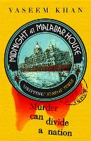Cover for Midnight at Malabar House (The Malabar House Series) by Vaseem Khan
