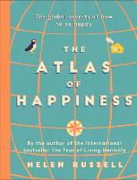 Cover for The Atlas of Happiness  by Helen Russell