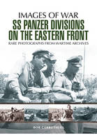Cover for SS Panzer Divisions on the Eastern Front by Bob Carruthers