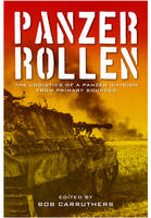 Cover for Panzer Rollen! by Bob Carruthers