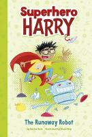 Cover for Superhero Harry Pack A of 4 by Rachel Ruiz