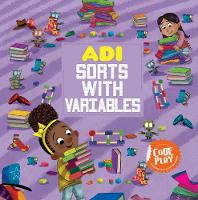 Cover for Adi Sorts with Variables by Caroline Karanja