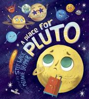 Cover for A Place for Pluto by Stef Wade