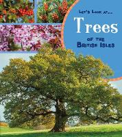 Cover for Trees of the British Isles by Lucy Beevor