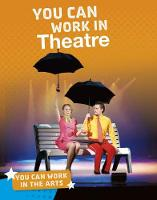 Cover for You Can Work in the Arts Pack A of 6 by Samantha S. Bell, Marne Ventura, Carolina Walker
