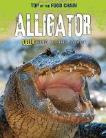 Cover for Alligator  by Angela Royston