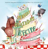 Cover for The Perfect Birthday Recipe by Katy Hudson