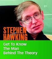 Cover for Stephen Hawking  by Cristina Oxtra