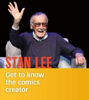 Cover for Stan Lee  by Cristina Oxtra