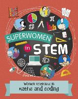 Cover for Women Scientists in Maths and Coding by Catherine Brereton
