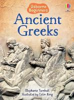 Cover for Ancient Greeks by Stephanie Turnbull