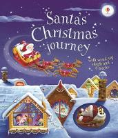Cover for Santa's Christmas Journey with Wind-Up Sleigh by Fiona Watt, Fiona Watt, Fiona Watt, Fiona Watt