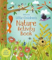 Cover for Little Children's Nature Activity Book by Rebecca Gilpin