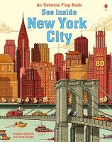 Cover for See Inside New York City by Jonathan Melmoth