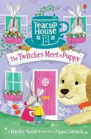 Cover for The Twitches Meet a Puppy by Hayley Scott