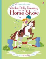 Cover for Sticker Dolly Dressing Horse Show by Lucy Bowman