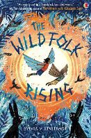 Cover for The Wild Folk Rising by Sylvia V. Linsteadt