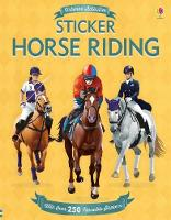 Cover for Sticker Horse Riding by Jonathan Melmoth