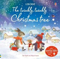 Cover for Twinkly Twinkly Christmas Tree by Sam Taplin, Sam Taplin