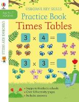Cover for Times Tables Practice Book 6-7 by Sam Smith