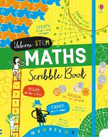 Cover for Maths Scribble Book by Alice James, Alice James