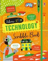 Cover for Technology Scribble Book by Alice James, Alice James