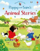 Cover for Poppy and Sam's Animal Stories by Heather Amery, Lesley Sims