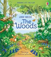 Cover for Look Inside the Woods by Minna Lacey