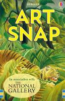 Cover for Art Snap by Sarah Hull