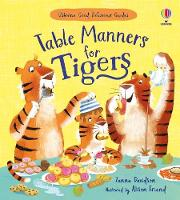 Cover for Table Manners for Tigers by Zanna Davidson