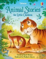 Cover for Animal Stories for Little Children by Richard Johnson