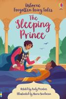 Cover for The Sleeping Prince by Andrew Prentice