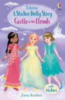 Cover for Castle in the Clouds by Zanna Davidson